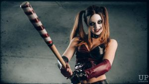 Harley Quinn - Batter Up by WillCook