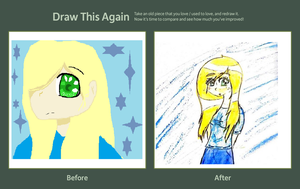 Redraw Contest by Kar-lada