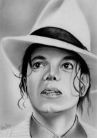 Michael Jackson. by chairboygazza