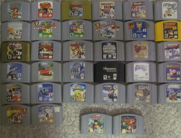 My N64 Games! by TheAmazingNSixtyfour