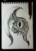 Fly eyes by Eason41