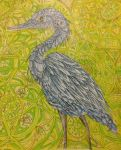 Blue Heron by telephonehome