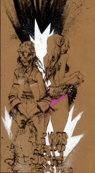 I Was Happy Just Being Me by JimMahfood-FoodOne
