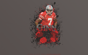 Ted Ginn Jr. Wallpaper by KevinsGraphics