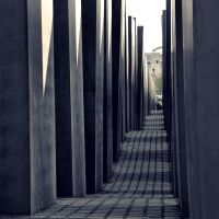 Berlin - Holocaust Memorial by dunkeltoy