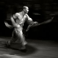 Shaolin Monk 1 by Alex4D