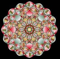 Mandala314 - Life Goes On by LisaJStalnaker