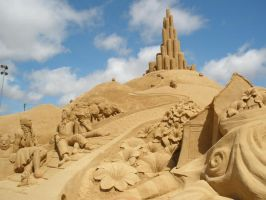 The Wizard of Oz - Sand by misS-suZy