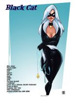 Black Cat comics by Celaoxxx by celaoxxx
