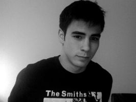 Sporting The Smiths. by soco73