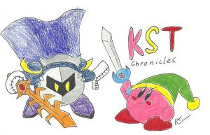 KST Chronicles: Meta Knight by BlackCarrot1129