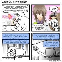 Hatoful Boyfriend by KarinEXE