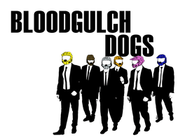 Bloodgulch Dogs by dakki-dono