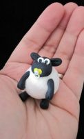 Timmy from Shaun the Sheep by egyptianruin