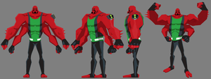 Fourarms Model by FusionFallCreations