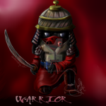 Shishimato 'Warrior' by CoffeeRunner