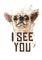 I see you - Funny Chiwawa by Thubakabra