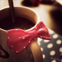 A Cup of Hot Choco is a by merilyn-monroe
