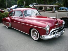 1950 Oldsmobile 88 Futuramic Club Sedan by RoadTripDog