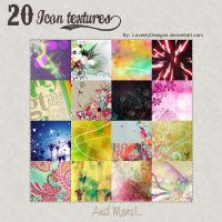 Pack 20 Icon Textures by loveelydesigns