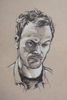 Jonny Lee Miller: the best Sherlock...? by outsidelogic