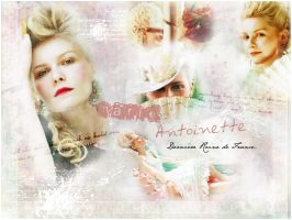 Marie Antoinette by xSixty-3ight