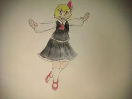Day 3 - Rumia by Dr-Quollchops