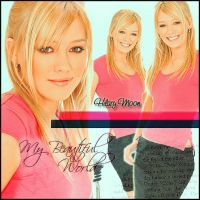 Hilary Duff in Pink by PrettyLiittleMoon