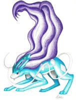 Suicune by SonARTic