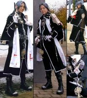 Trinity Blood Abel cosplay by sonialeong