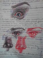 nose and eyes practice by abdul22nasir