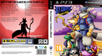 Sly Cooper: Inside a Mind PS3 Cover by KaylaTheDragoness