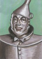 Wizard of Oz - Tin Man by AshleighPopplewell