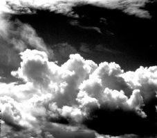 Cloud Texture 08 by Aimi-Stock