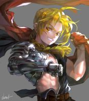 Fullmetal Alchemist by GoddessMechanic