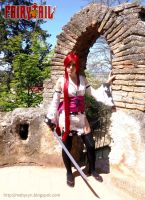 Erza Scarlet cosplay by onlycyn
