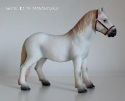 Paso fino mare by Worlds-in-Miniature