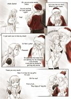 Kiss Santa 2 by 12-tf