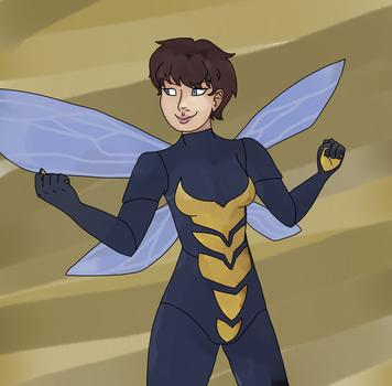 The Wasp - Request by peoplefully