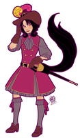 L- Musketeer - Charlie by NoriChama