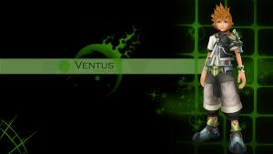 Kingdom Hearts Ventus WP by Shadow-Heartless