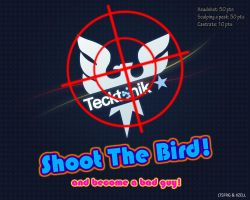 Shoot The Tecktonik Bird by Insane-Furious