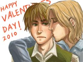 APH: Happy Valentine's by Minuiko