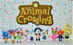 Animal Crossing Characters+My First Video![Link] by lyssacrafts