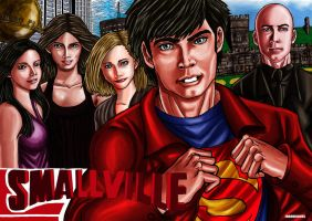 Smallville Season 4 by Junior-Rodrigues