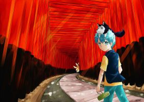 KnB :The Red World: by Winepyon