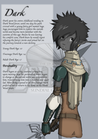 Dark Link's Profile by WhiteFoxCub