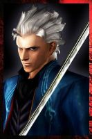 DMC Portraits - Vergil 4 by The-Bone-Snatcher