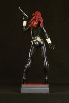 Bowen's Black Widow Backside by TKMillerSculpt