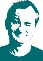 Bill Murray 1 by warren-thacker